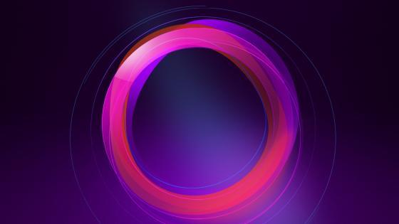 Circles wallpaper