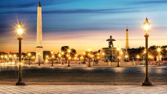 Place de la Concorde (Paris) wallpaper