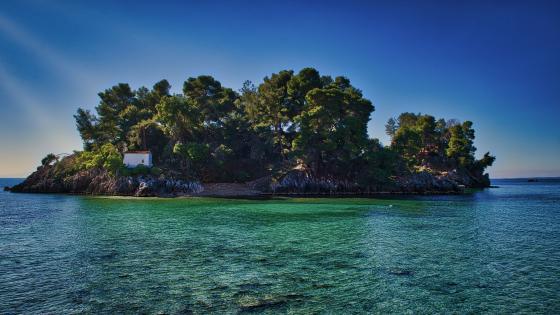 Panagia Island wallpaper