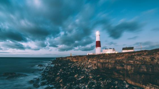 Portland Bill Lighthouse wallpaper
