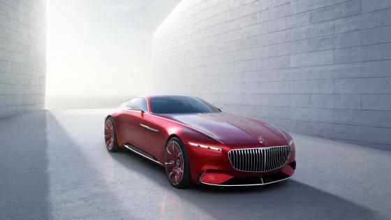 Mercedes-Maybach 6 wallpaper