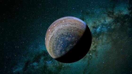 Jupiter (NASA Juno Mission) wallpaper