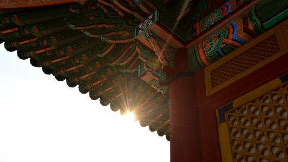 jongno palace wallpaper