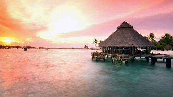 Conrad Maldives Rangali Island wallpaper