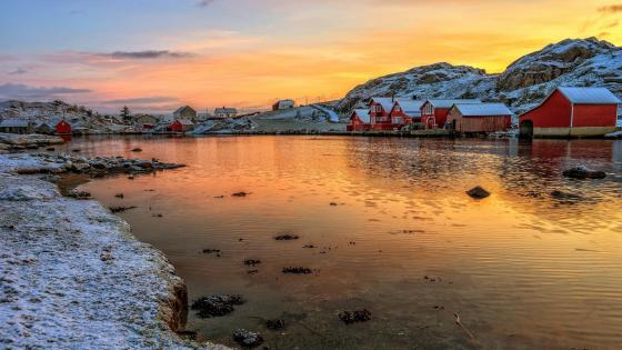Egersund (Rogaland, Norway) wallpaper