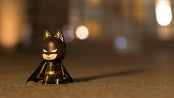 Batman Toy wallpaper