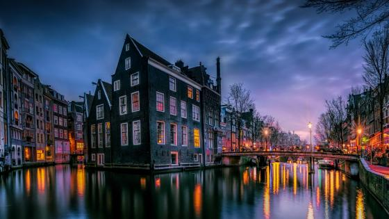 Amazing Amsterdam wallpaper