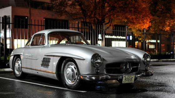 Mercedes-Benz 300 SL wallpaper