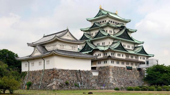 Nagoya Castle wallpaper
