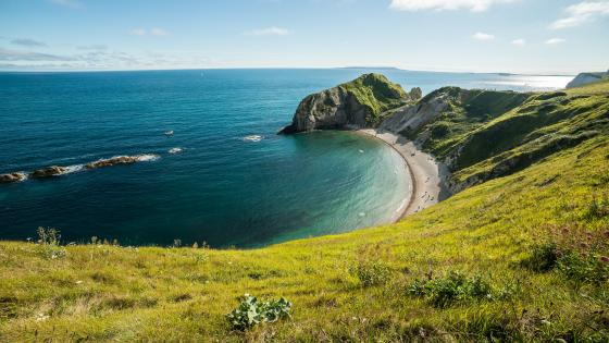Jurassic Coast wallpaper