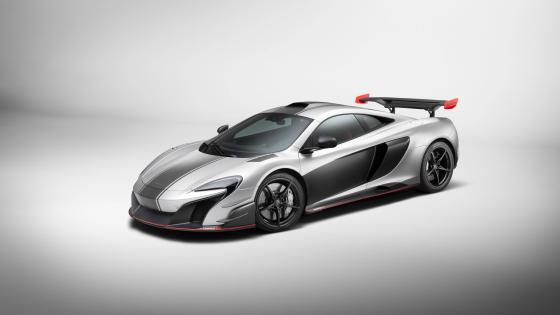 McLaren MSO R coupe wallpaper