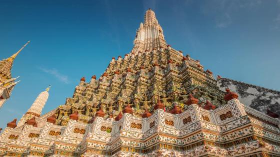 Wat Arun (Thailand) wallpaper