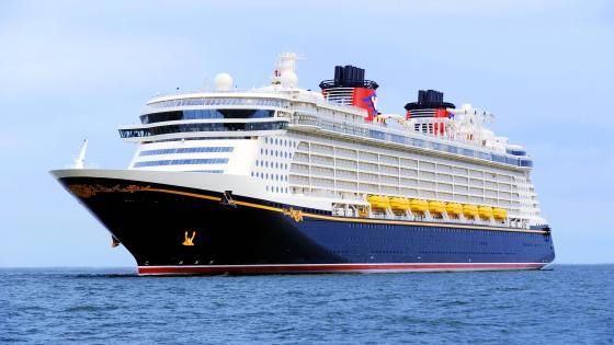 Disney cruise ship wallpaper