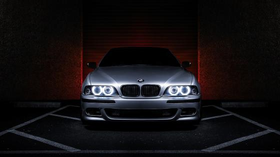 BMW 5 Series (E39) wallpaper