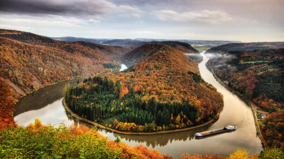 Saar Loop, Germany wallpaper
