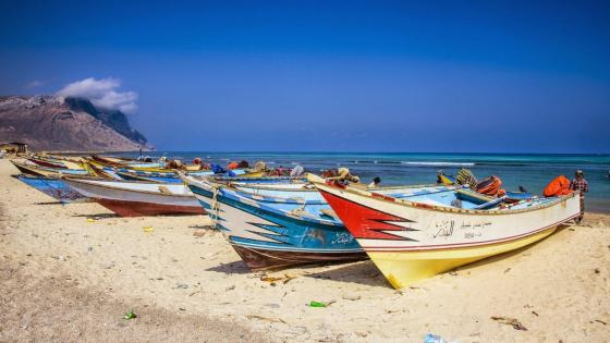 Yemen beach wallpaper