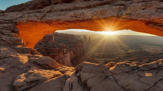Mesa Arch wallpaper