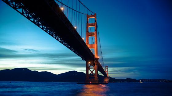 Golden Gate Bridge (San Fransisco) wallpaper