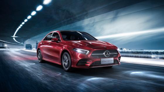 Mercedes-Benz A-Class Sedan wallpaper