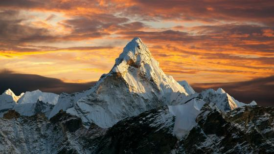 Ama Dablam (Sagarmatha National Park) wallpaper