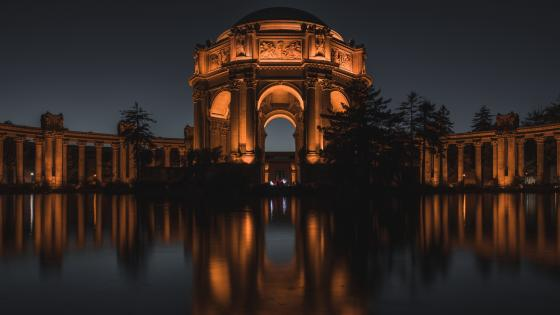 Palace of Fine Arts Theatre (San Francisco) wallpaper