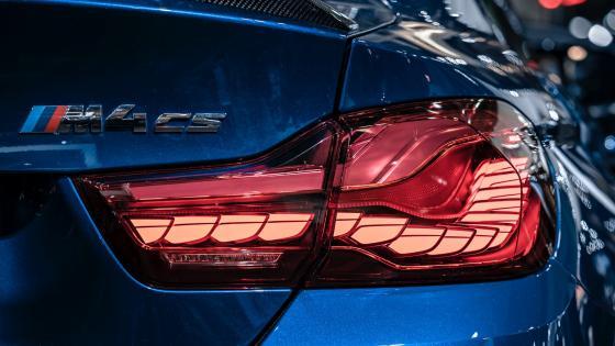 BMW M4 Headlamp wallpaper