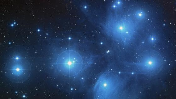 The Pleiades wallpaper