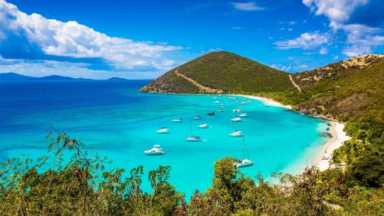 Jost Van Dyke (British Virgin Islands) wallpaper