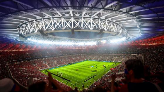 FIFA 2018 Stadium wallpaper