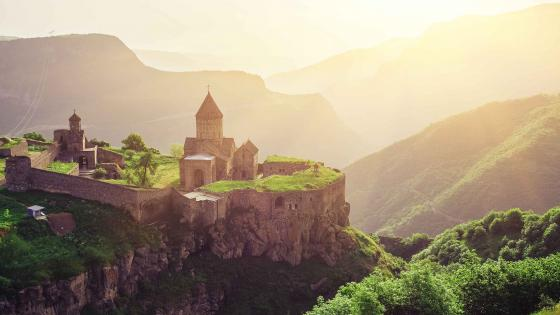 Tatev Monastery - Armenia wallpaper