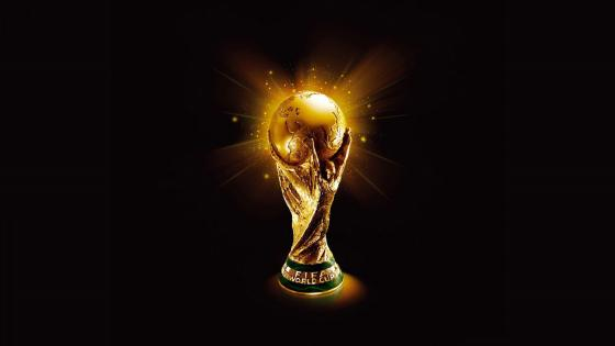 Football World Cup Trophy wallpaper