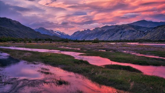 Argentina landscape wallpaper