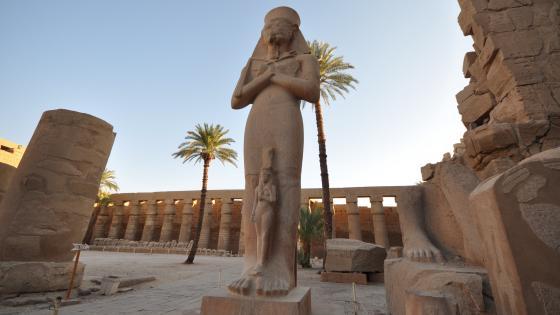 Karnak wallpaper