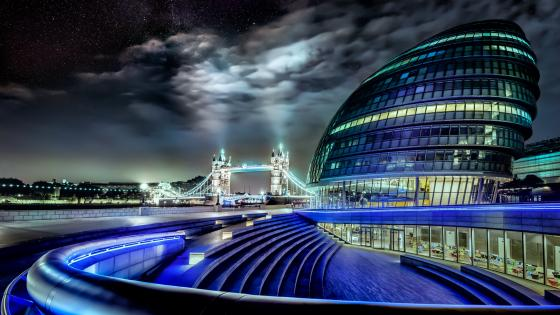 London City Hall wallpaper