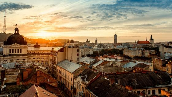Lviv (Ukraine) wallpaper