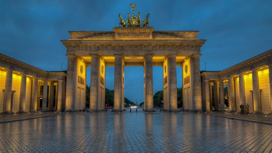 Brandenburg Gate (Brandenburger Tor) wallpaper