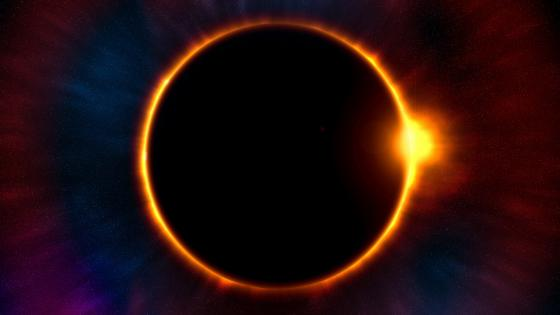 Total Solar Eclipse wallpaper