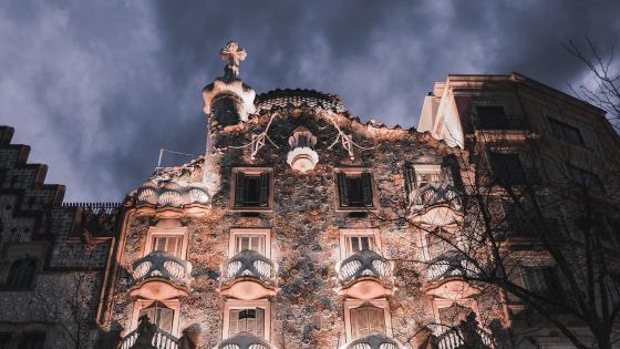 Casa Batlló (Barcelona) wallpaper