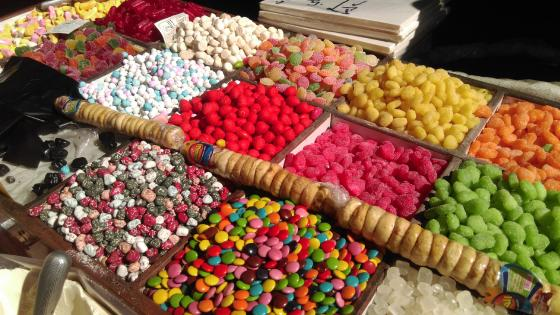 Syrian Confectionery wallpaper