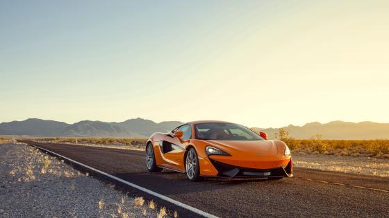 McLaren 570S wallpaper