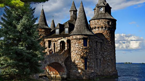 Boldt Castle wallpaper