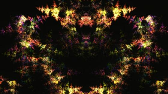 Jungel - Fractal art wallpaper