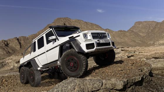 Mercedes-Benz G 500 4x42 wallpaper
