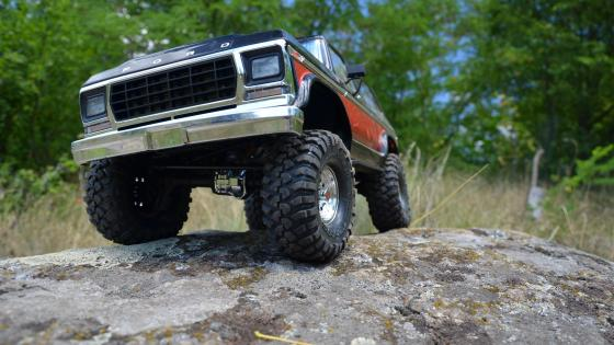 Traxxas Bronco wallpaper