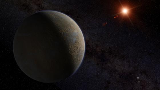 Proxima Centauri B wallpaper