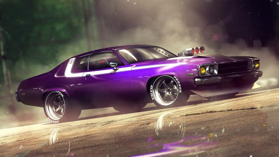 Plymouth Road Runner wallpaper