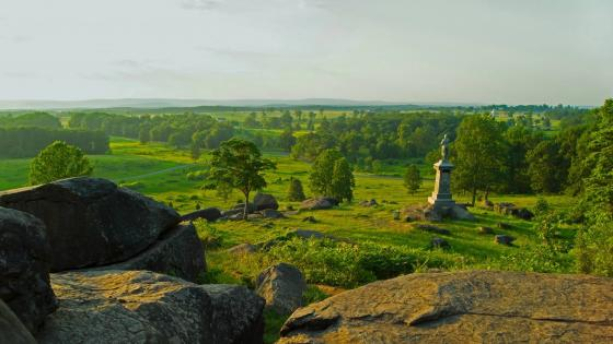 Gettysburg National Military Park wallpaper