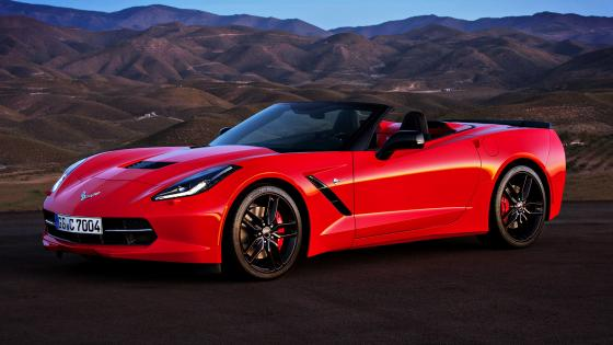 Chevrolet Corvette Stingray wallpaper