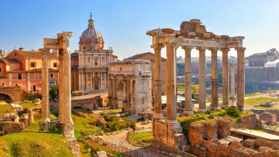 Roman Forum wallpaper