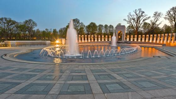 National World War II Memorial (Washington) wallpaper